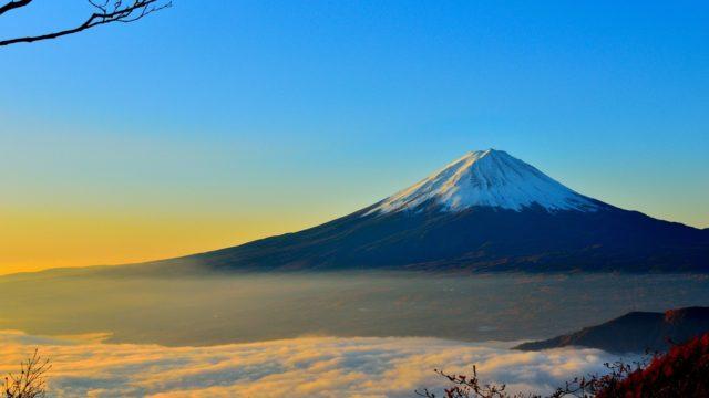 絶景富士山
